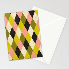 Harlequin Stationery Cards