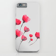POPPIN' POPPIES  Slim Case iPhone 6s