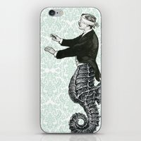 Impossible Responsible iPhone & iPod Skin