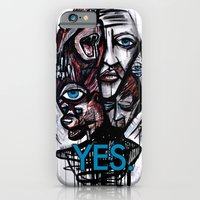 YES bear iPhone 6 Slim Case
