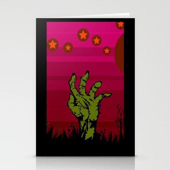 Halloween Stationery Card