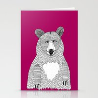 This Bear Stationery Cards