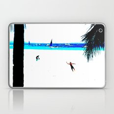 Borocay Beach Dive - Happy Place Laptop & iPad Skin