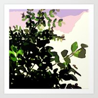 Naturmotiv. Art Print