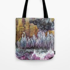 The Pop Is Dead Tote Bag
