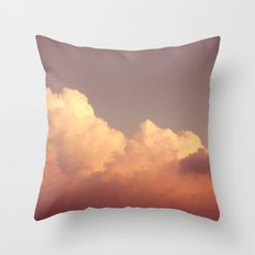 Skies 03 Throw Pillow