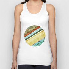 Textile - Green Unisex Tank Top