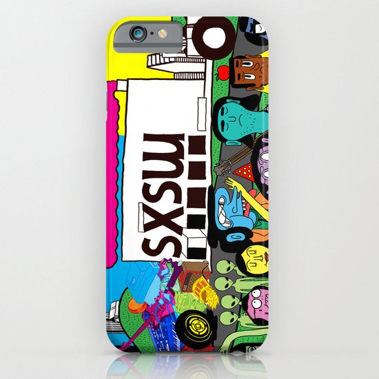 """""""South by Southwest"""" by Steven Fiche iPhone & iPod Case"""