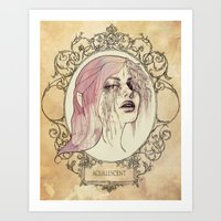 ACUALESCENT - Framed And… Art Print