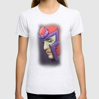 Magnus Womens Fitted Tee Ash Grey SMALL