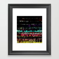 :: Cataplexy :: Framed Art Print