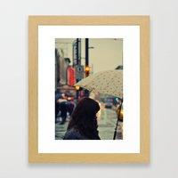 Digamos Que Se Llama Sof… Framed Art Print