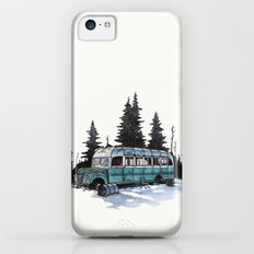 into the wild  iPhone 5c Slim Case