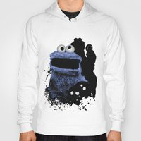 Monster Madness: Cookie Monster Hoody