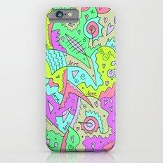 Love, Love, Love Slim Case iPhone 6s