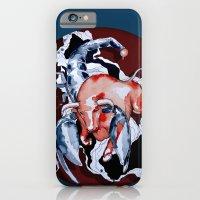 Taurus Asc. Scorpion by carographic iPhone 6 Slim Case
