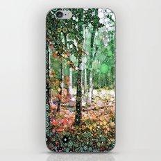 :: Walk in the Woods :: iPhone & iPod Skin