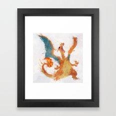#006 Framed Art Print