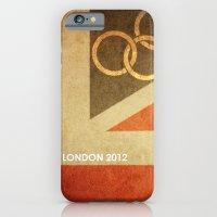 Olympics London 2012 iPhone 6 Slim Case