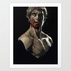 Hannibal - Patroclus Art Print