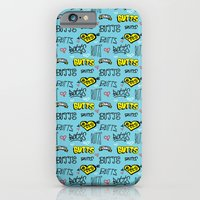Butts Pattern iPhone 6 Slim Case