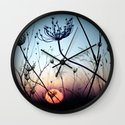Evening between Chaos Wall Clock