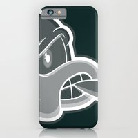 iPhone & iPod Case featuring Smoking Duck Transparent by Smoking Duck Productions