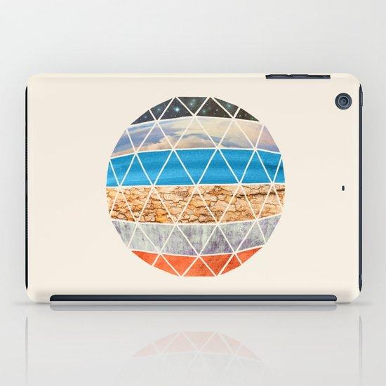 Eco Geodesic  iPad Case