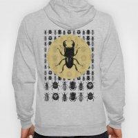 Bugs Pattern Hoody