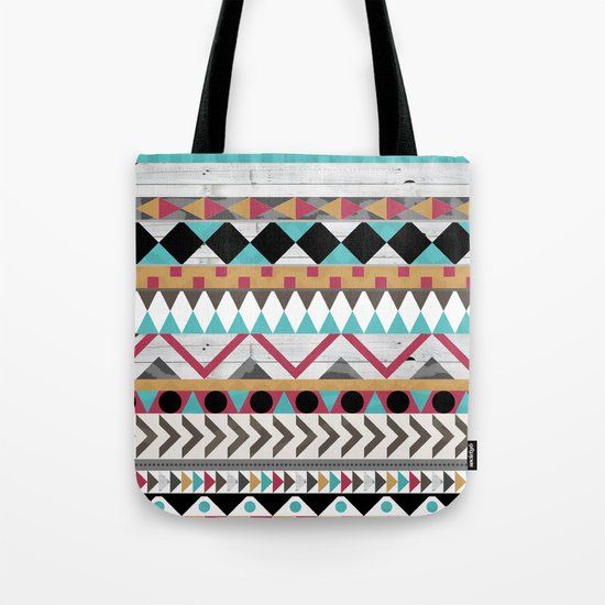 Age of the Aztec Tote Bag