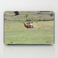 Rolling Horse iPad Case