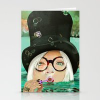 HATFUL OF HOLLOW Stationery Cards