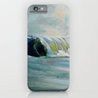 iPhone & iPod Case featuring cloudbreak by berg with ice
