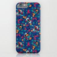 Kaleidoscope Number 3 iPhone 6 Slim Case