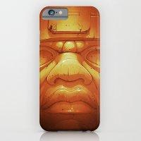 Olmeca II. (Gold) iPhone 6 Slim Case