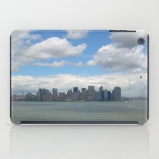 View from Lady Liberty iPad Case
