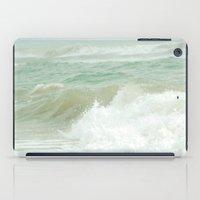 Sea Green iPad Case