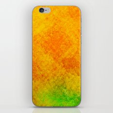 Orange Orchard iPhone & iPod Skin