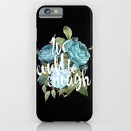 WE COULD BE ENOUGH iPhone 6 Slim Case