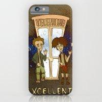 Bill & Ted's Excellent Adventure (1989) iPhone 6 Slim Case