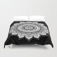 Mandalas Duvet Cover