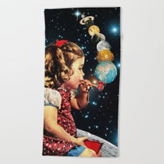 Maker Beach Towel