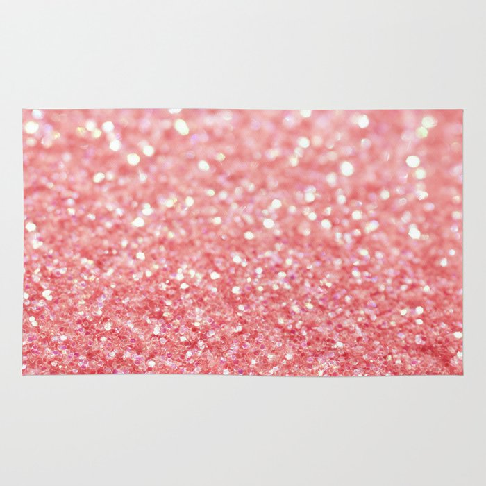 Pink Rug By Ingrid Beddoes