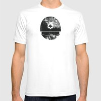 Imperial Gunner Mens Fitted Tee White SMALL