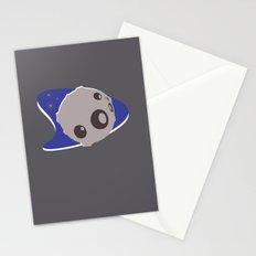 Moon Girl Logo Stationery Cards