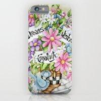 Dreams Wishes And Creati… iPhone 6 Slim Case