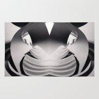 Paper Sculpture #6 Rug