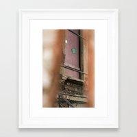 Curiosity 4 Framed Art Print