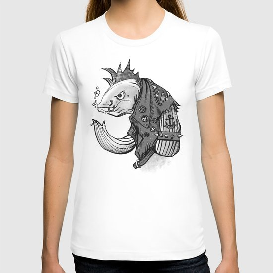 Punk Fish T-shirt