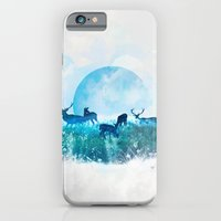 twilight iPhone & iPod Cases featuring Twilight by Lynette Sherrard Illustration and Design